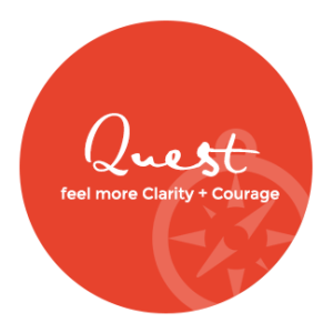 Quests courage compassion purpose and the human heart